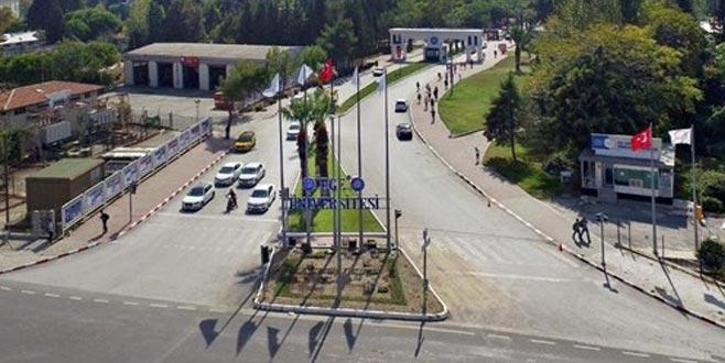 Üniversite kampüsünde taciz iddiası