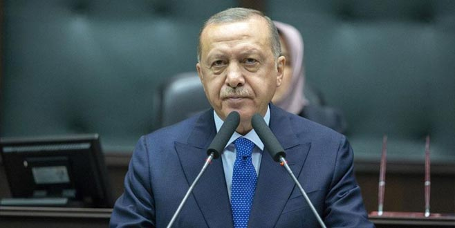 Erdoğan: Bu gece güvenli bölgeden çıksınlar harekat biter