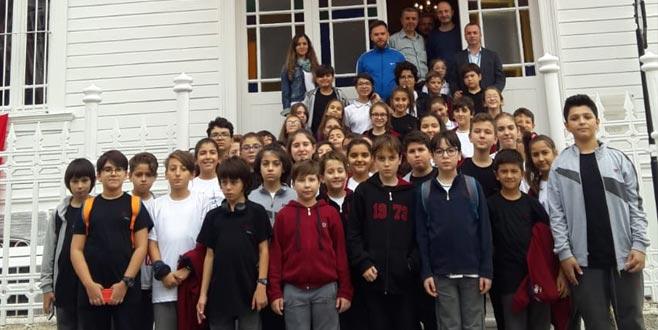 Özel Özlüce Tan Eğitim Öğretim Kurumları'ndan 'Mütareke' kutlaması