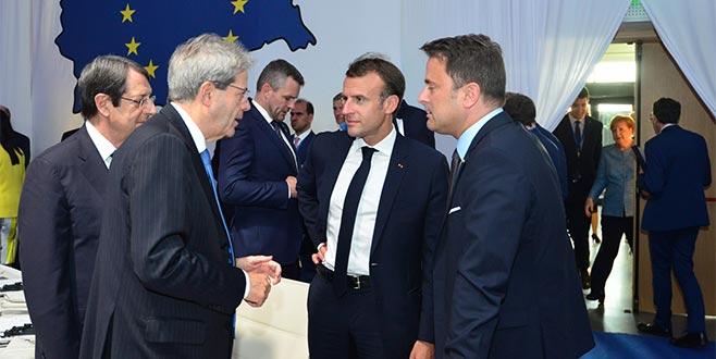 AB liderleri Brüksel'de toplanıyor