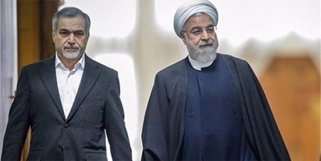 Ruhani'nin kardeşi hapse atıldı