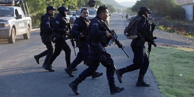 Meksika'dasilahlı çatışma