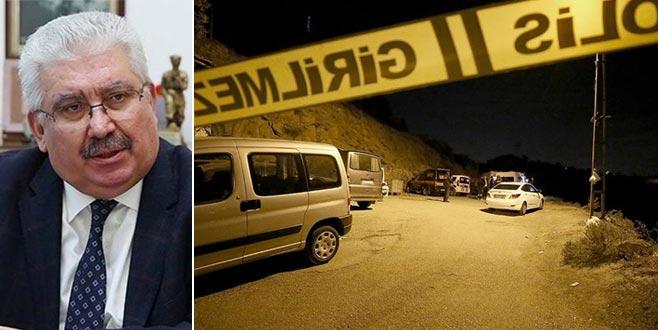 MHP'li Semih Yalçın'ın oğlu hayatını kaybetti