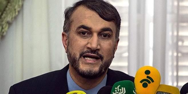 Tahran da tepkili