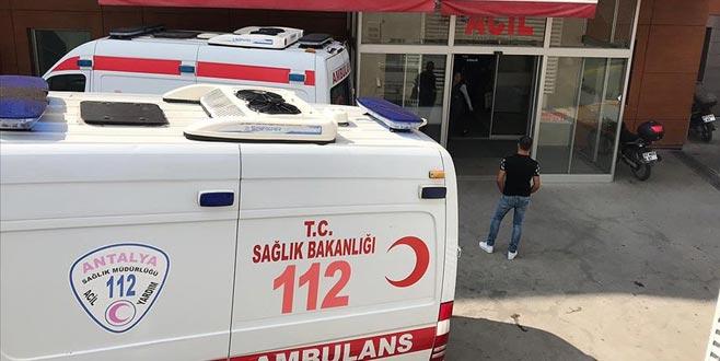 Antalya'dan acı haber: 1 şehit