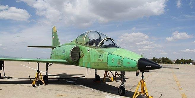 İran'ın 'yerliüretim' uçağı