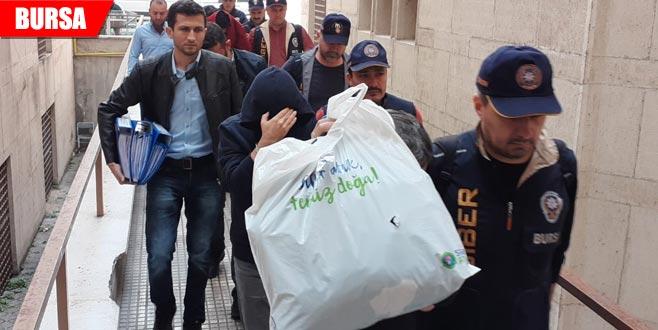 'Man in the middle attack' operasyonunda 10 tutuklama