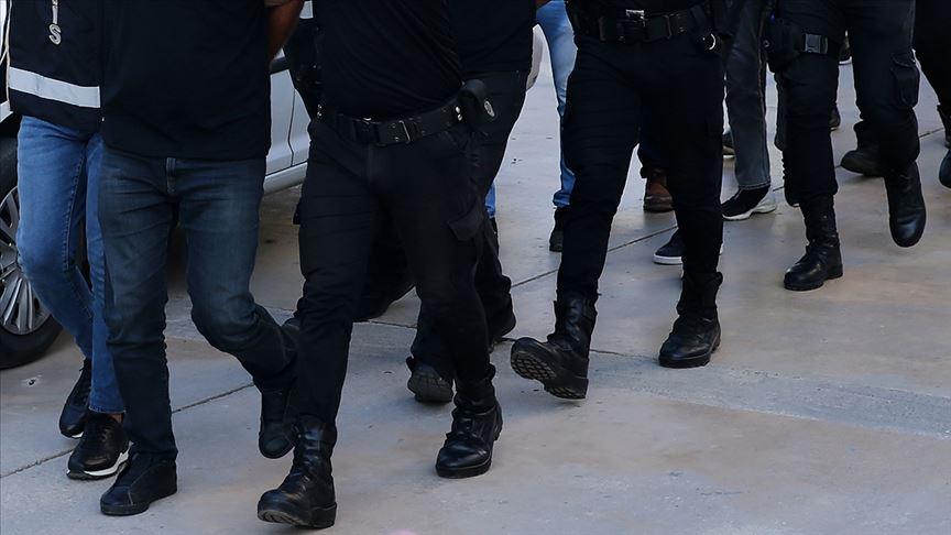 Ankara'da 'ihale' operasyonu: 72 gözaltı