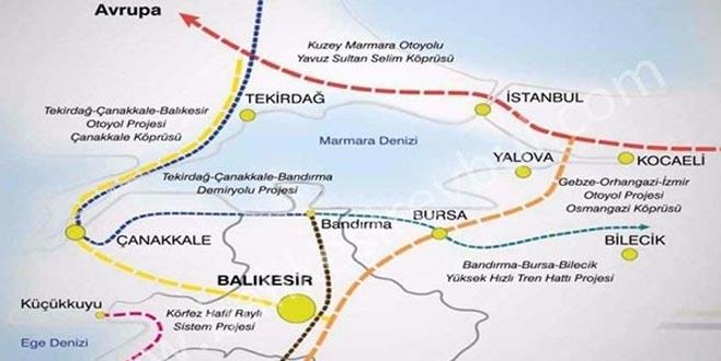 Çanakkale'nin umudu Bursa