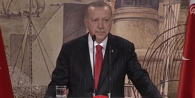 Erdoğan'dan Trump'a mektup yanıtı