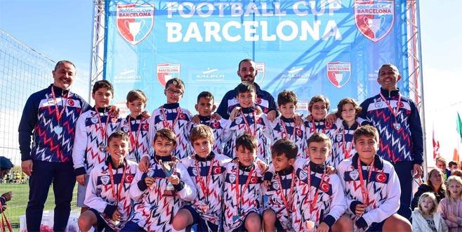 Nilüfer 16 Spor Kulübü'ndehedef yine şampiyonluk