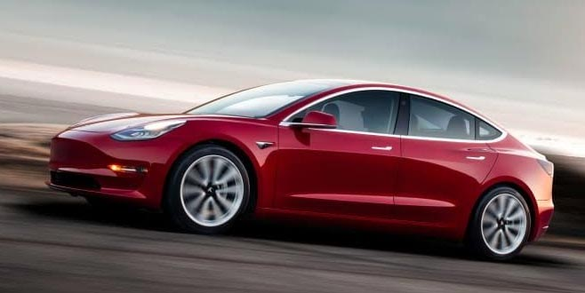 Çin'den Tesla'yaüretim lisansı