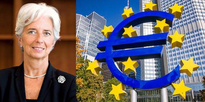 ECB'de Lagarde dönemi