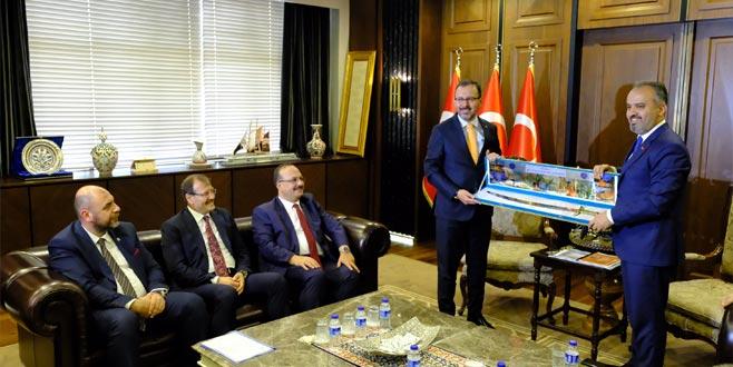 Atatürk Spor Salonu Millet Bahçesi'ne dahil oluyor