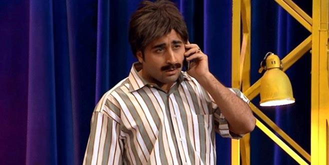 Güldür Güldür'ün Bilal'i yeni filminde tanınmayacak hale geldi