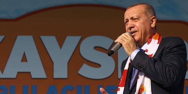 Erdoğan'dan 120 saat uyarısı: Olmazsa kaldığımız yerden devam ederiz