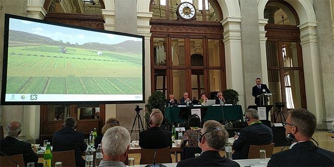 Avrupa Tahıl Alım Günleri Fransa'da yapılacak