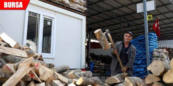 Odun ve kömür satışları düştü