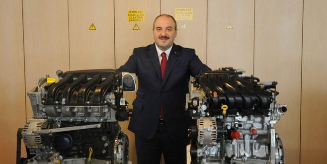 Türkiye'de bir ilk! Bursa'da üretilecek