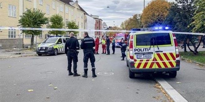 Norveç'te silahlı saldırgan alarmı