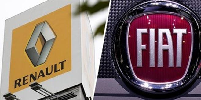 Renault Fiat'a göz kırptı