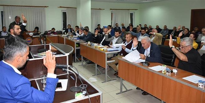 Gemlik bütçesi 140 milyon lira