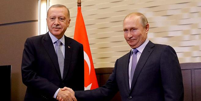 Türkiye ile Rusya arasında güvenli bölge anlaşması