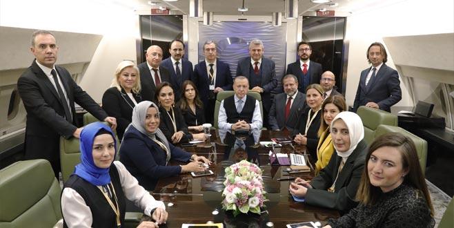 Erdoğan'dan Soçi dönüşü önemli açıklamalar
