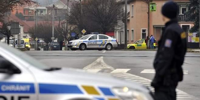Çek Cumhuriyeti'nde silahlı saldırı: 9 ölü