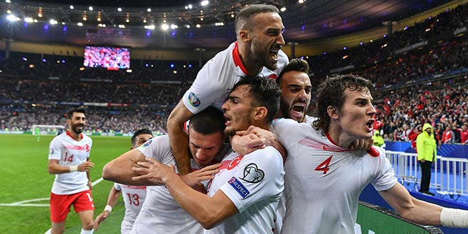 EURO 2020'de 20 takım belli oldu