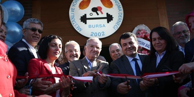 Mestanlılar'dan yeni kültür evi
