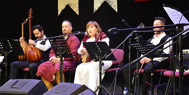 Bursa'da 'Türk Dünyası Müzikleri Konseri'