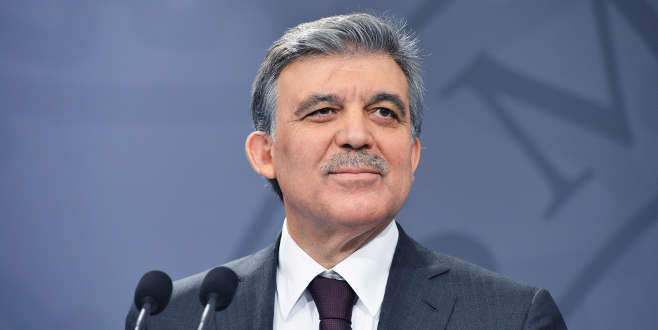 Abdullah Gül'den Süleyman Şah operasyonu açıklaması