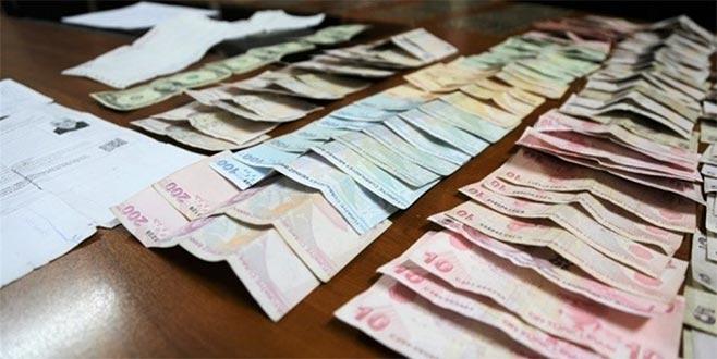 Üzerinden 20 bin lira çıkan dilenci: Ev aldım, borcum var