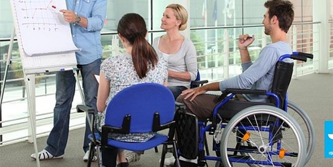 Engelli istihdamıiçin proje çağrısı
