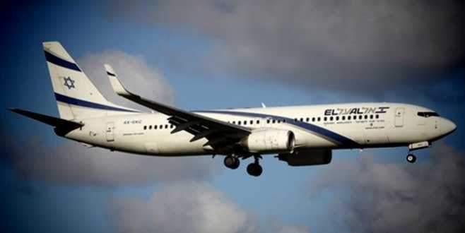İsrail yolcu uçağıyla bakın ne taşımış!