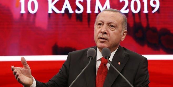 Cumhurbaşkanı Erdoğan tepki gösterdi: 'Hepsi yalan, iftira'