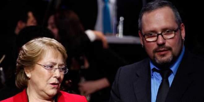 Şili Devlet başkanı oğlunu görevden aldı