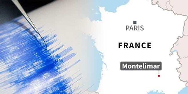 Fransa'da 5,4'lik deprem: Evlerinizi terk edin