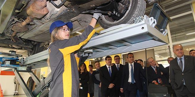 'Bursa'da potansiyel büyük'