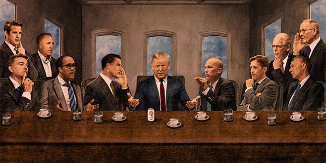 Trump'a kimihanet edecek?