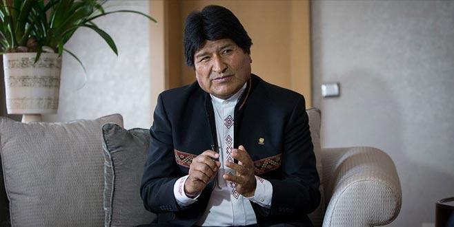 Morales Meksika'nın iltica teklifini kabul etti