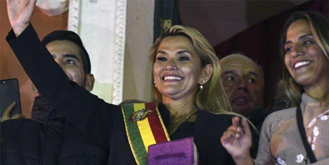 Bolivya'da kaos