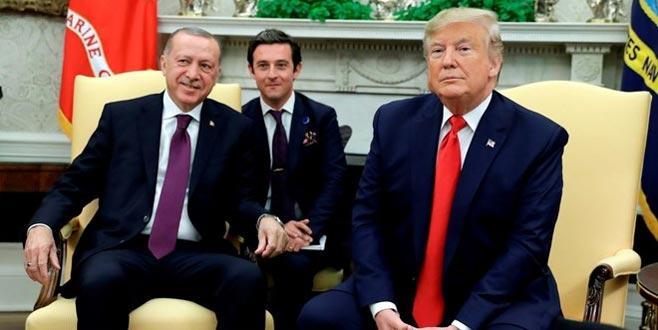 Kritik zirve öncesi Erdoğan ve Trump'tan ilk açıklama