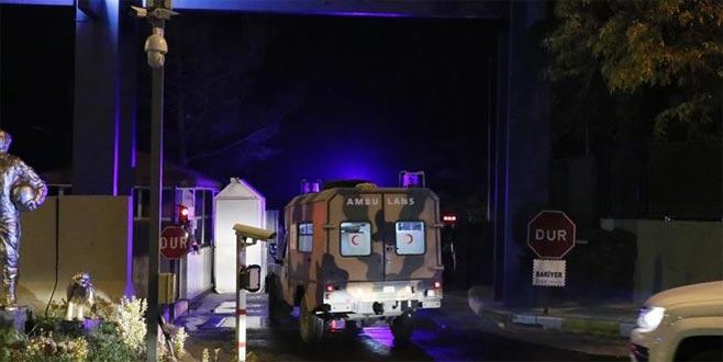 Şanlıurfa'da cephanelikte patlama: 17 yaralı