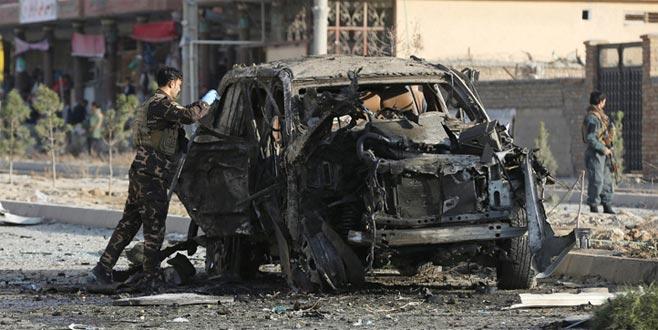 Afganistan'dabombalı saldırı