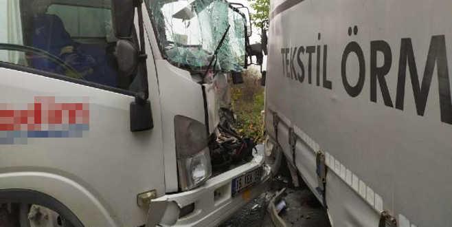 Bursa'da sis kazası: Yaralılar var