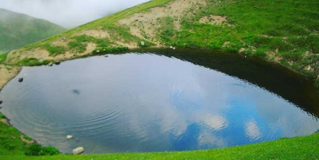 12 bin yıllık göl yok oldu
