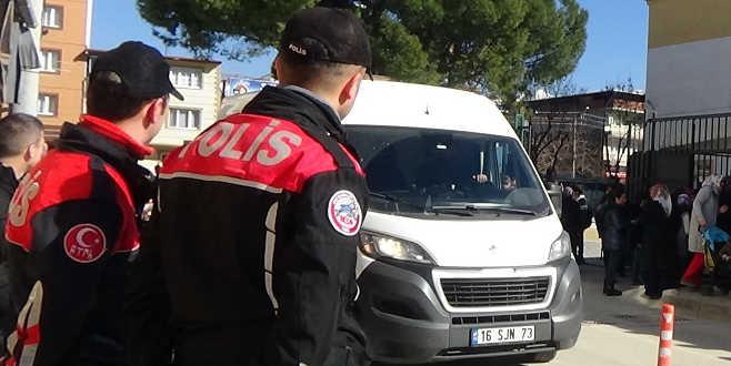 Bursa'da yunus timleri affetmedi: 192 şüpheli yakalandı