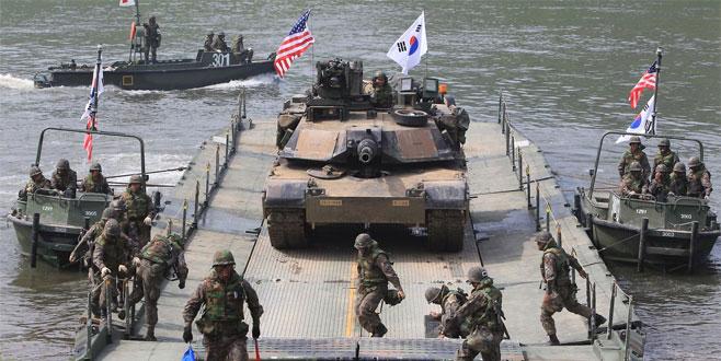 Esper, G. Kore'den5 milyar dolar istiyor